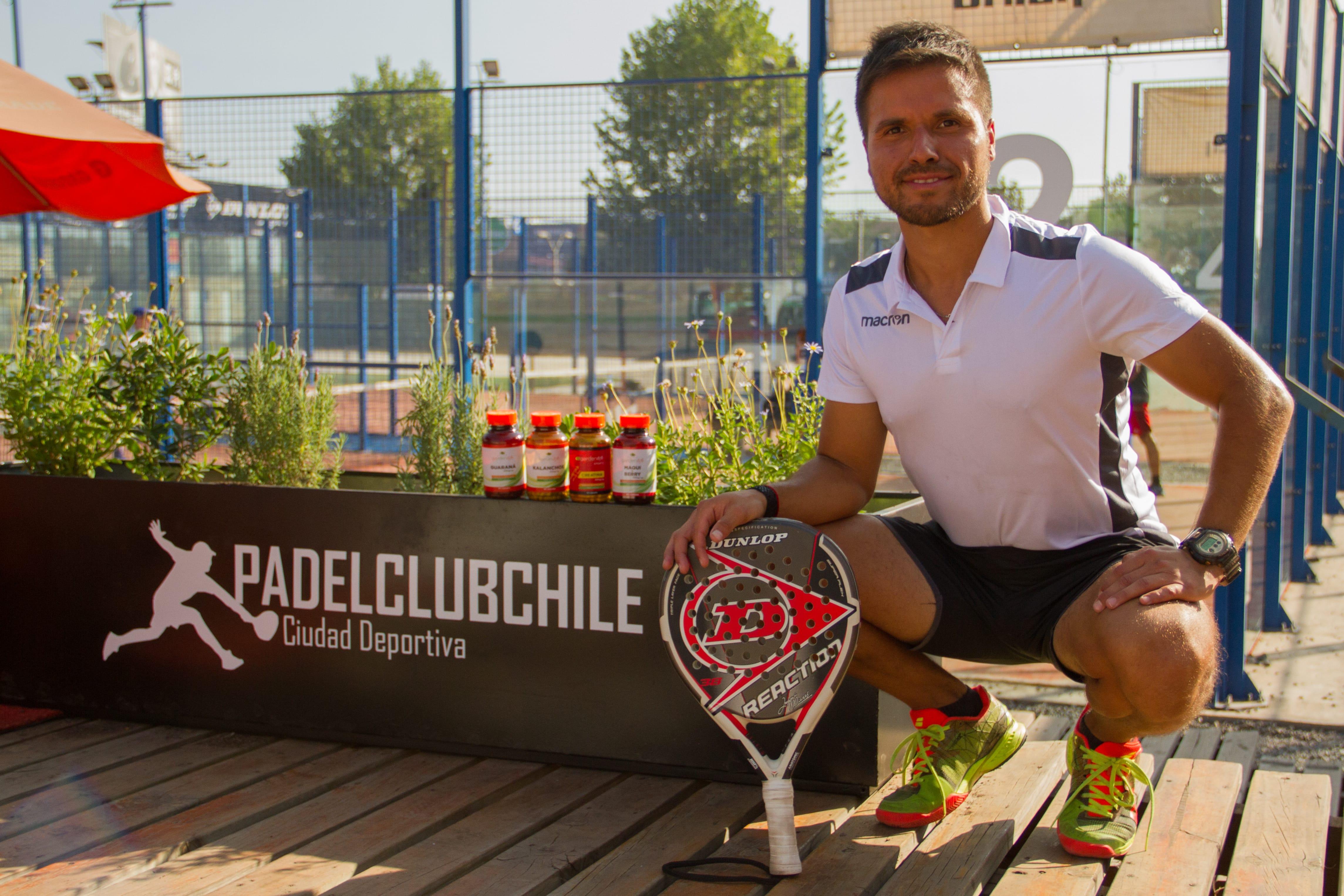 Ignacio Prado: Jugador de Padel