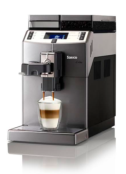 """Saeco Lirika """"One Touch Cappuccino"""""""