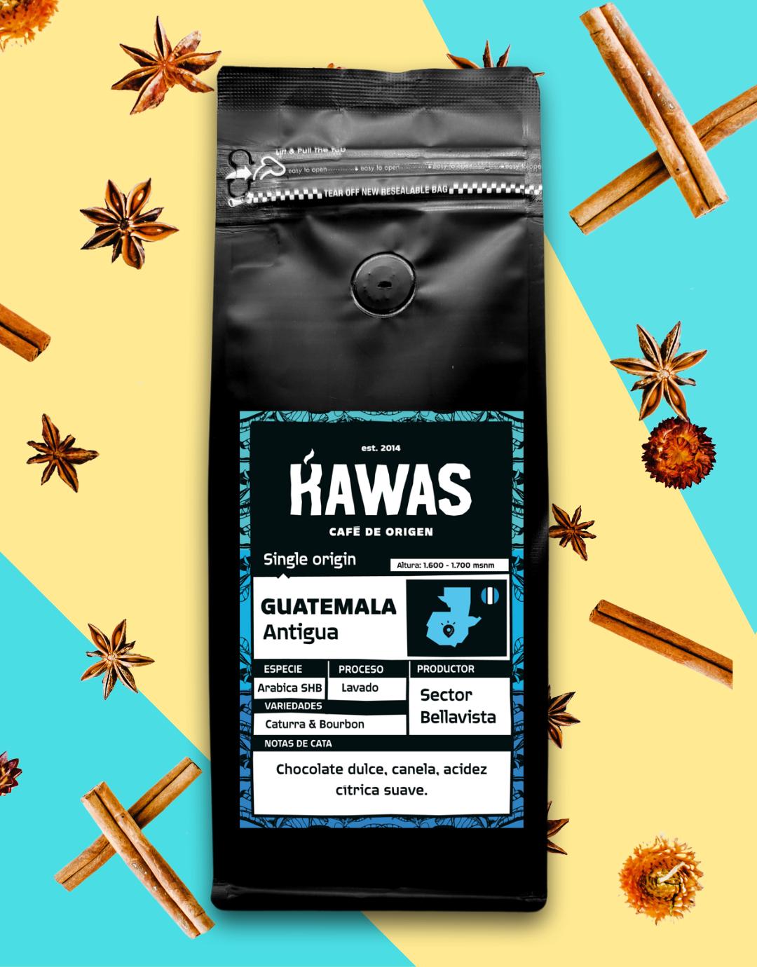 Café Guatemala Bellavista