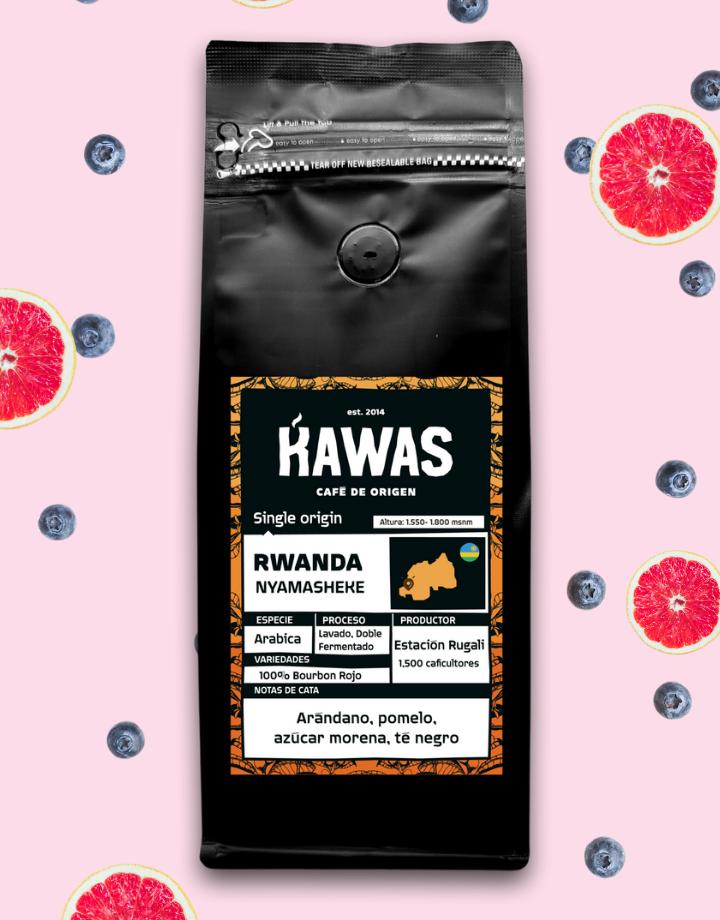 Café Rwanda Nyamasheke
