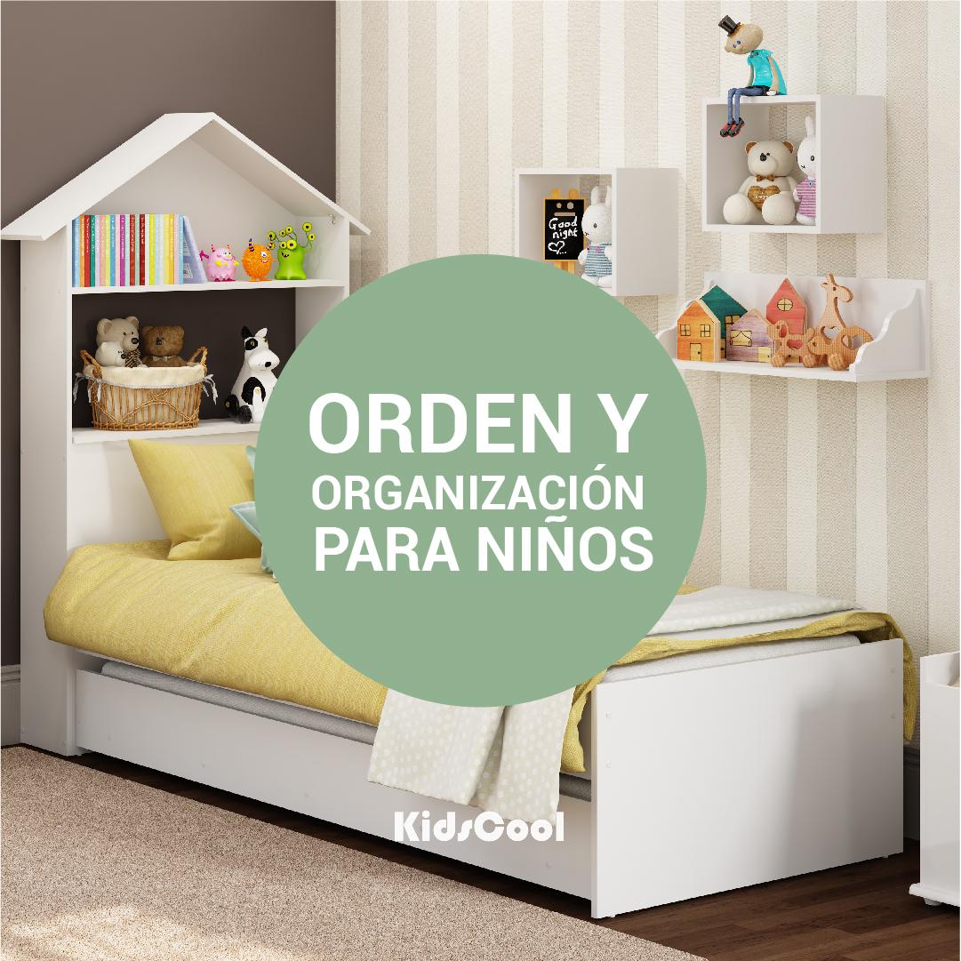 Orden y organización para niños