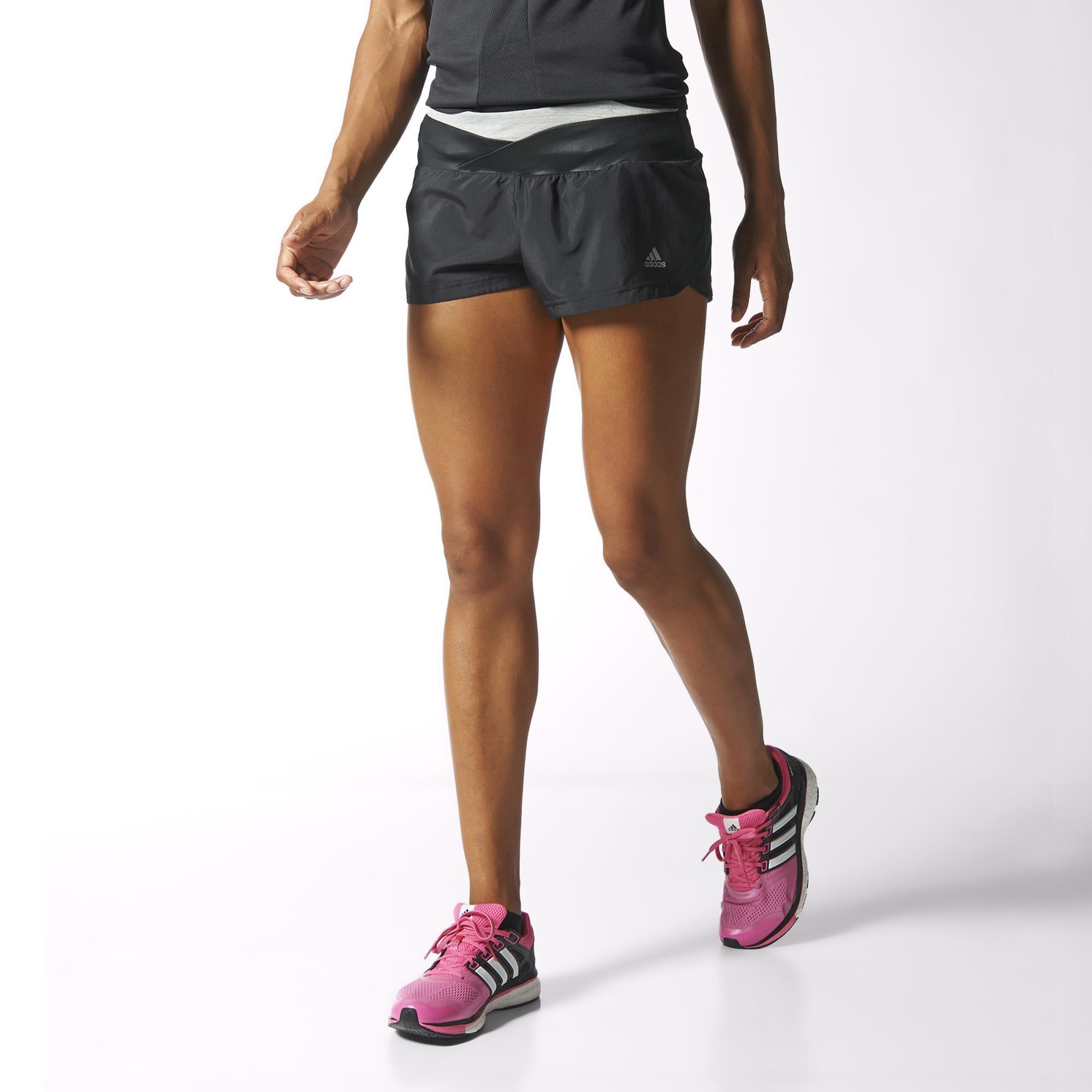 deficiencia En general roble  Short de running mujer Supernova Glide, Adidas