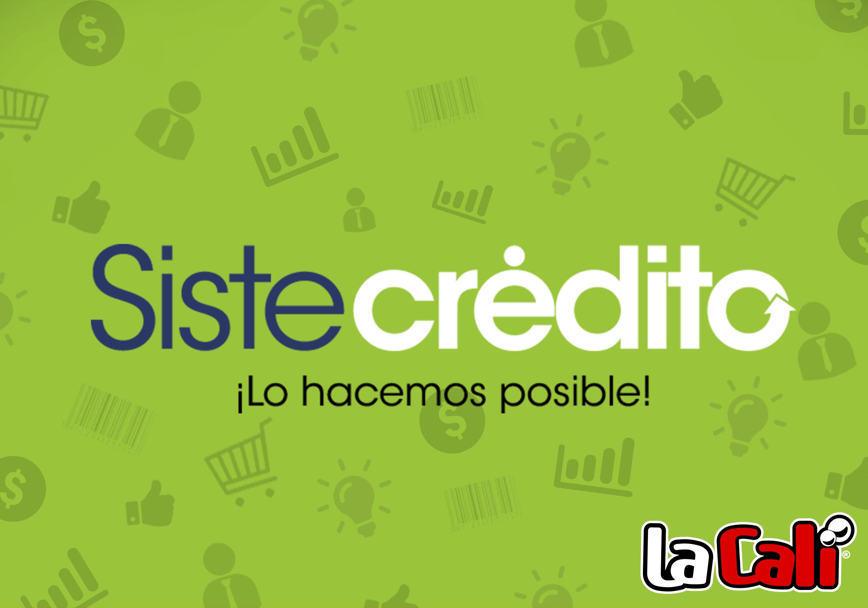 <center> SisteCrédito </center>