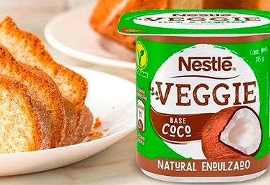 Receta: Queque con Nestlé