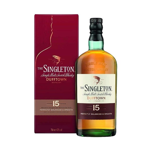 The Singleton DUFFTOWN 15 años