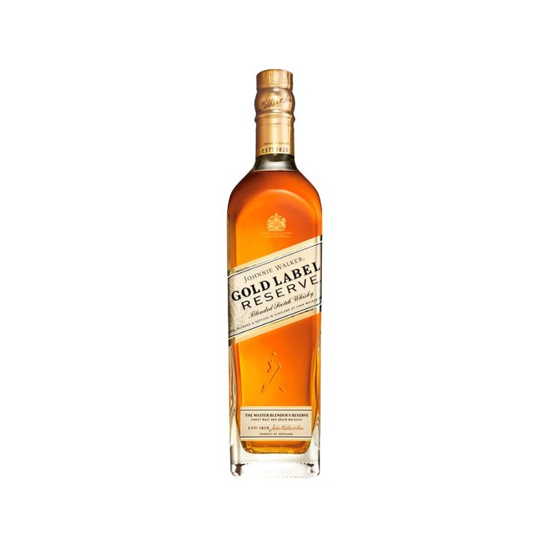 Whisky Johnie Walker Gold Reserve