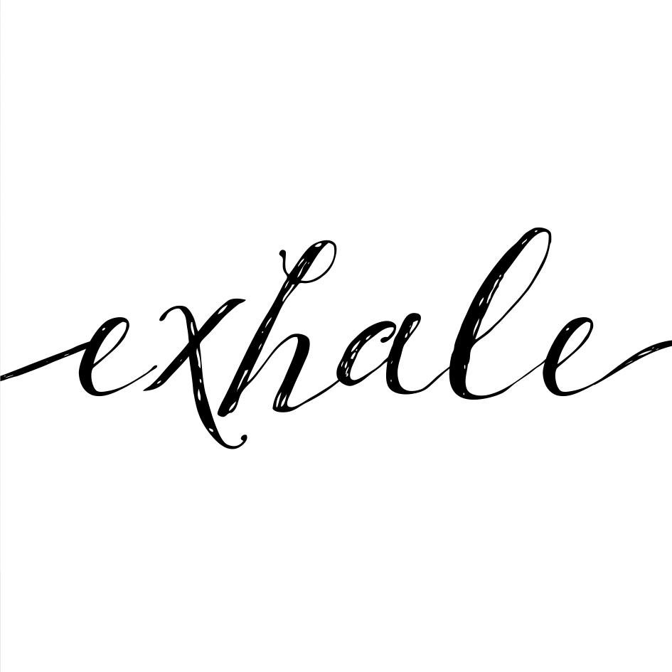 Lámina Exhale