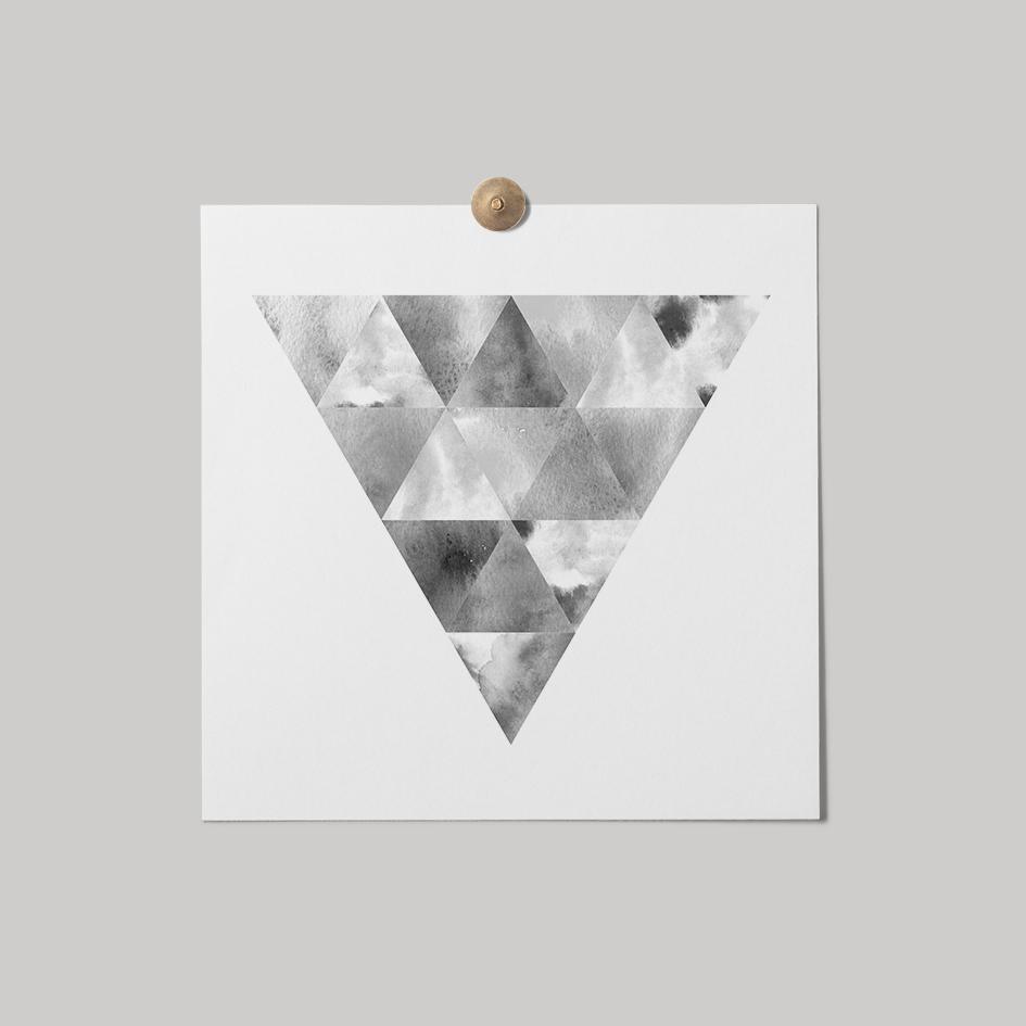 Lámina Triángulo