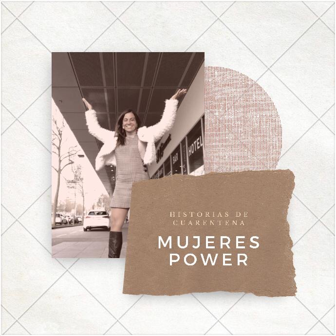Mujeres power - Rebeca Schwartzmann