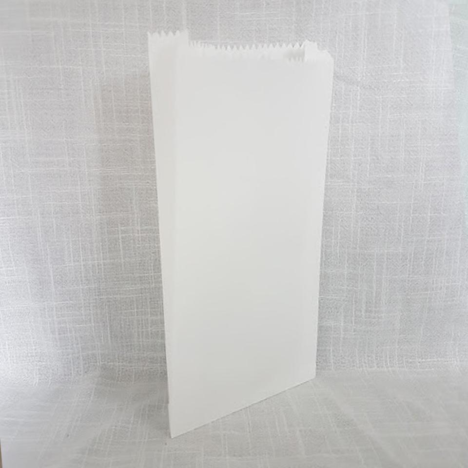 Sacos de Papel Blanco B-0100 1X100 unidades