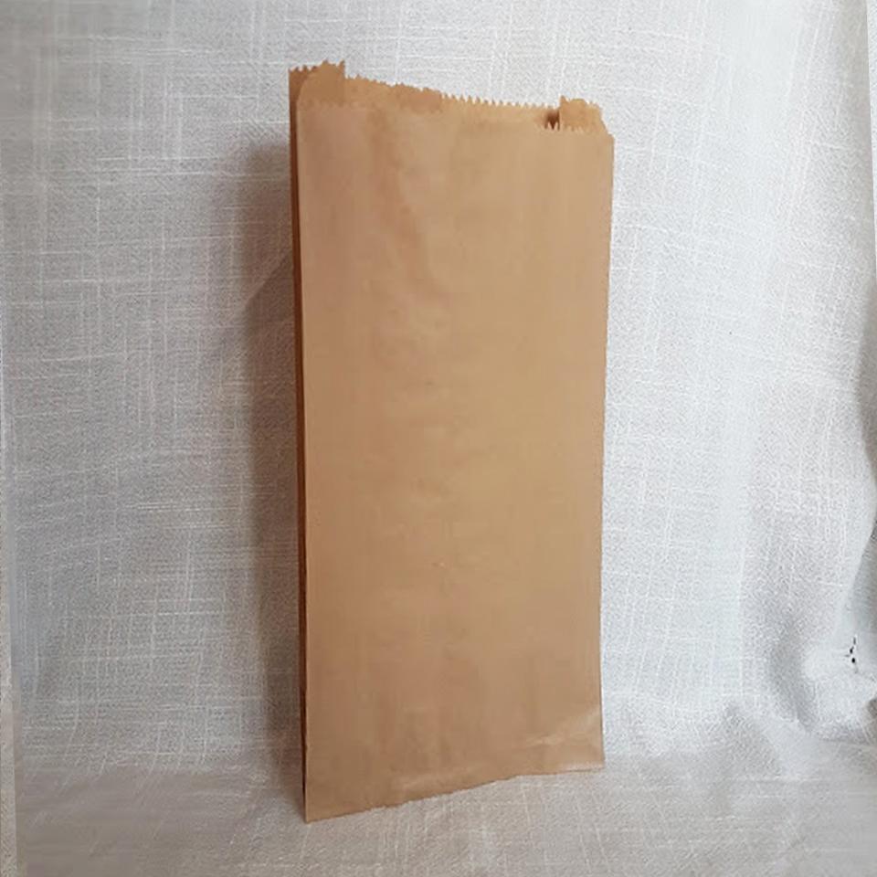 Sacos de Papel Kraft K-0300 1X100 unidades