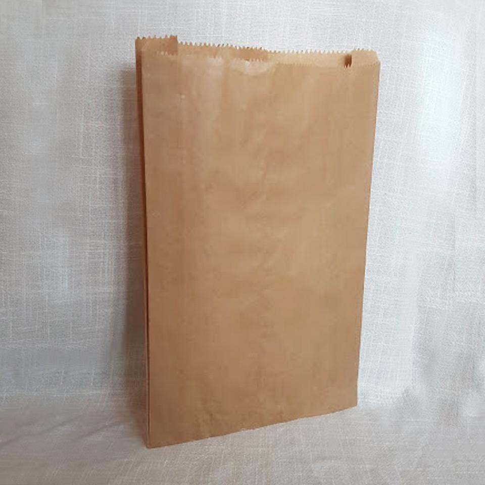 Sacos de Papel Kraft K-0700 1X100 unidades