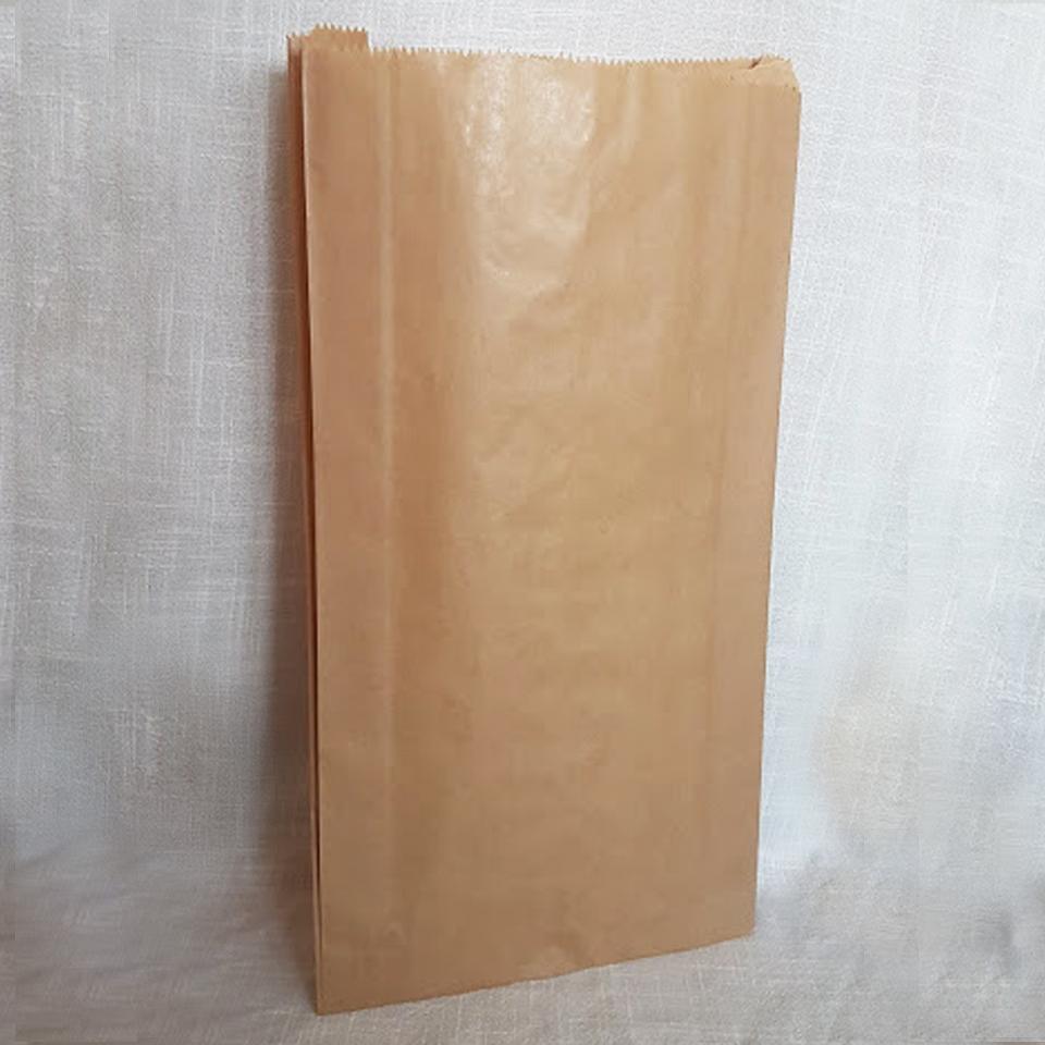 Sacos de Papel Kraft K-0800 1X100 unidades
