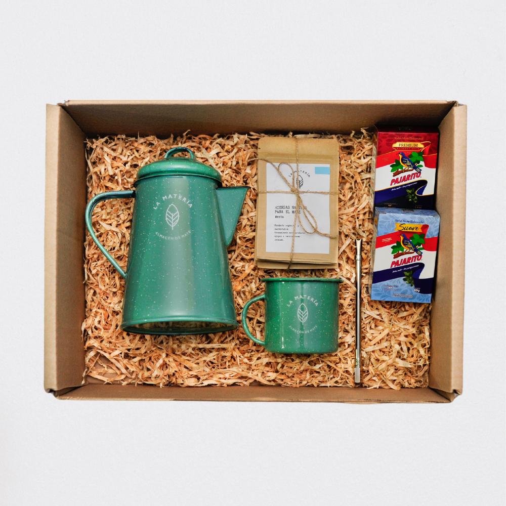 Box Kit Completo Vintage
