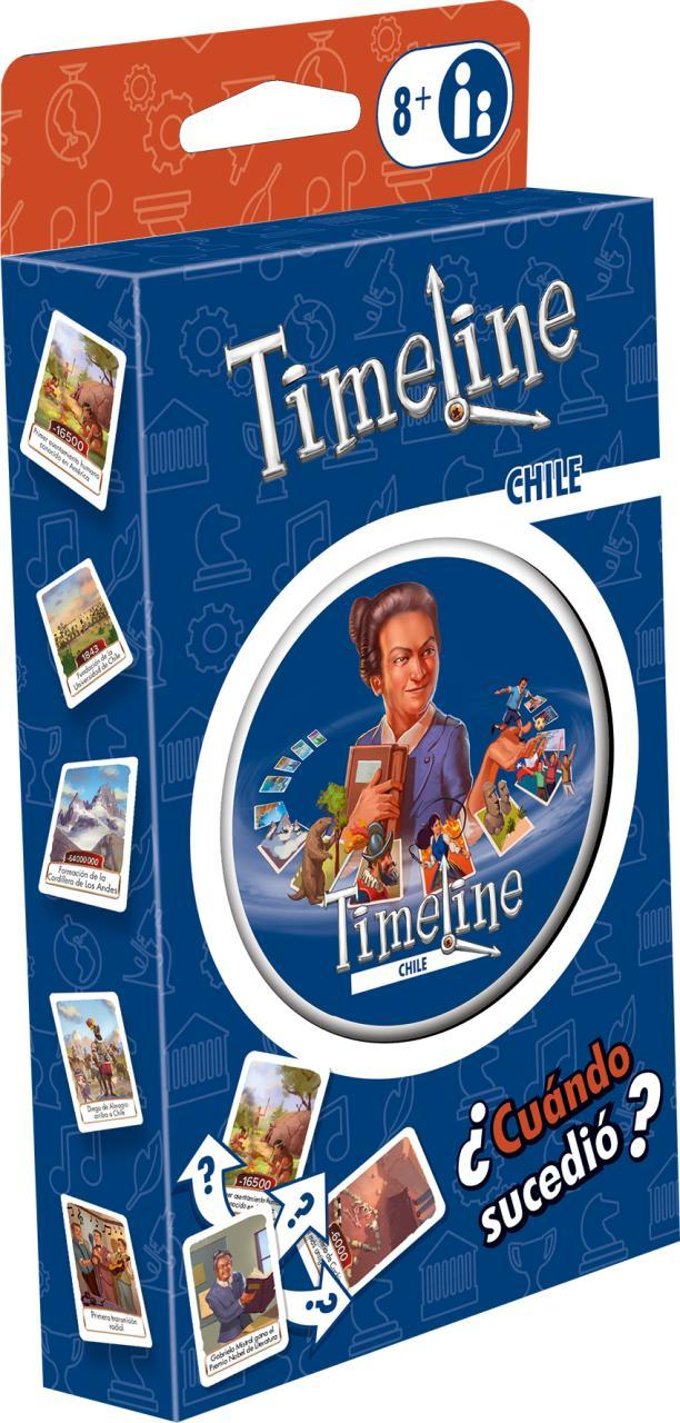 TIME LINE CHILE ECO PACK