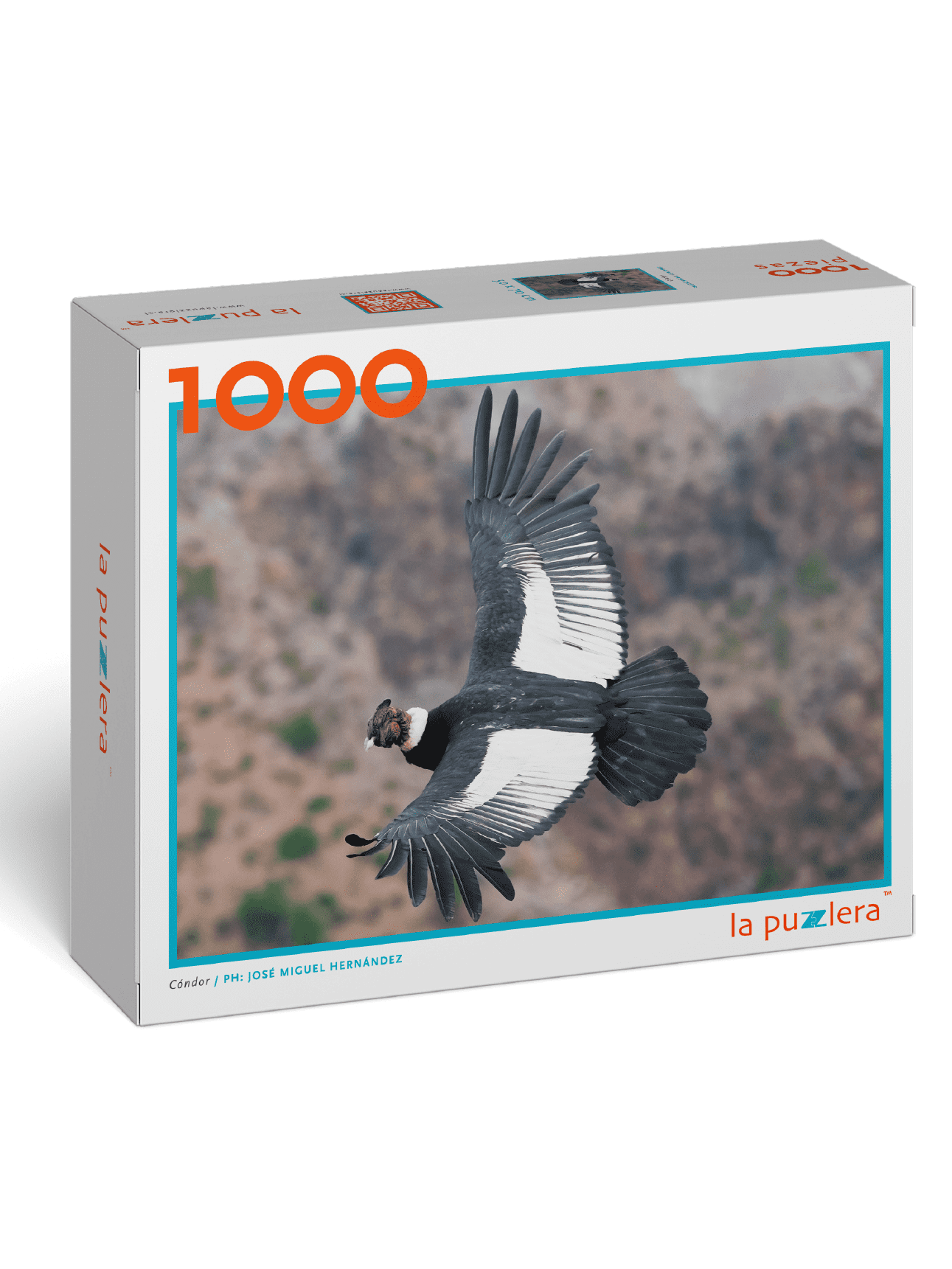 Puzzle Condor 1000 Piezas