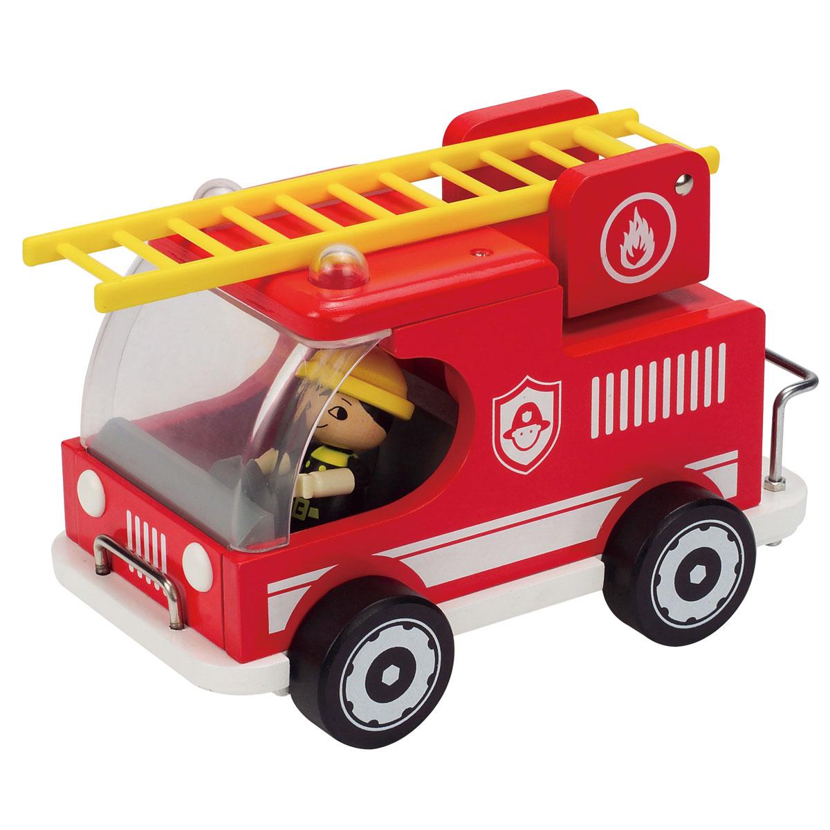 Camion de Bombero Hape