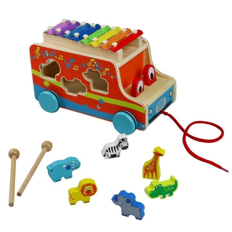 Bus + Xilófono