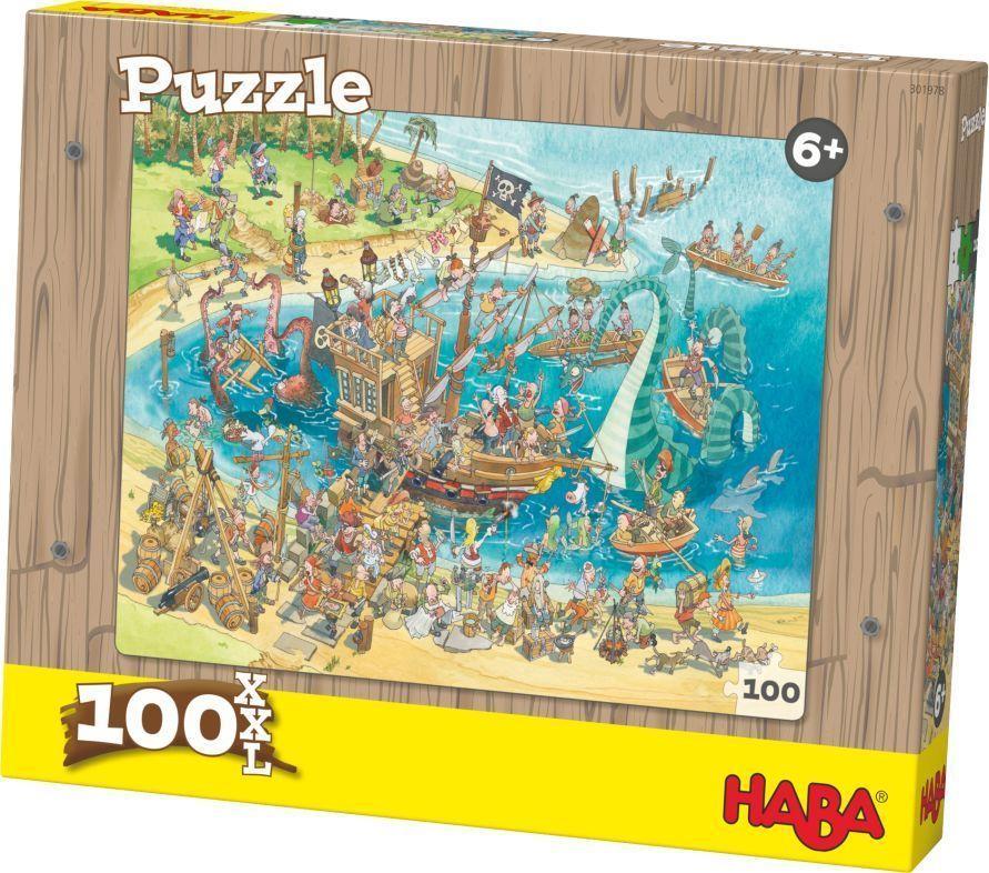 50% descuento - Puzzle Piratas