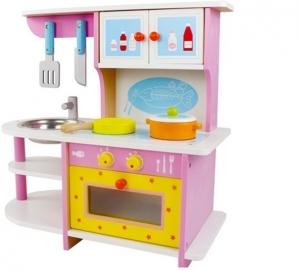 Mini Cocina de madera