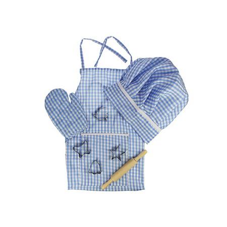 Chef Azul