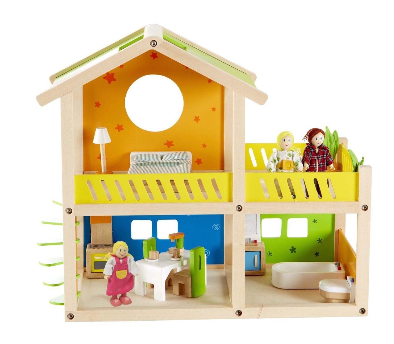 Casa de Muñecas Hape