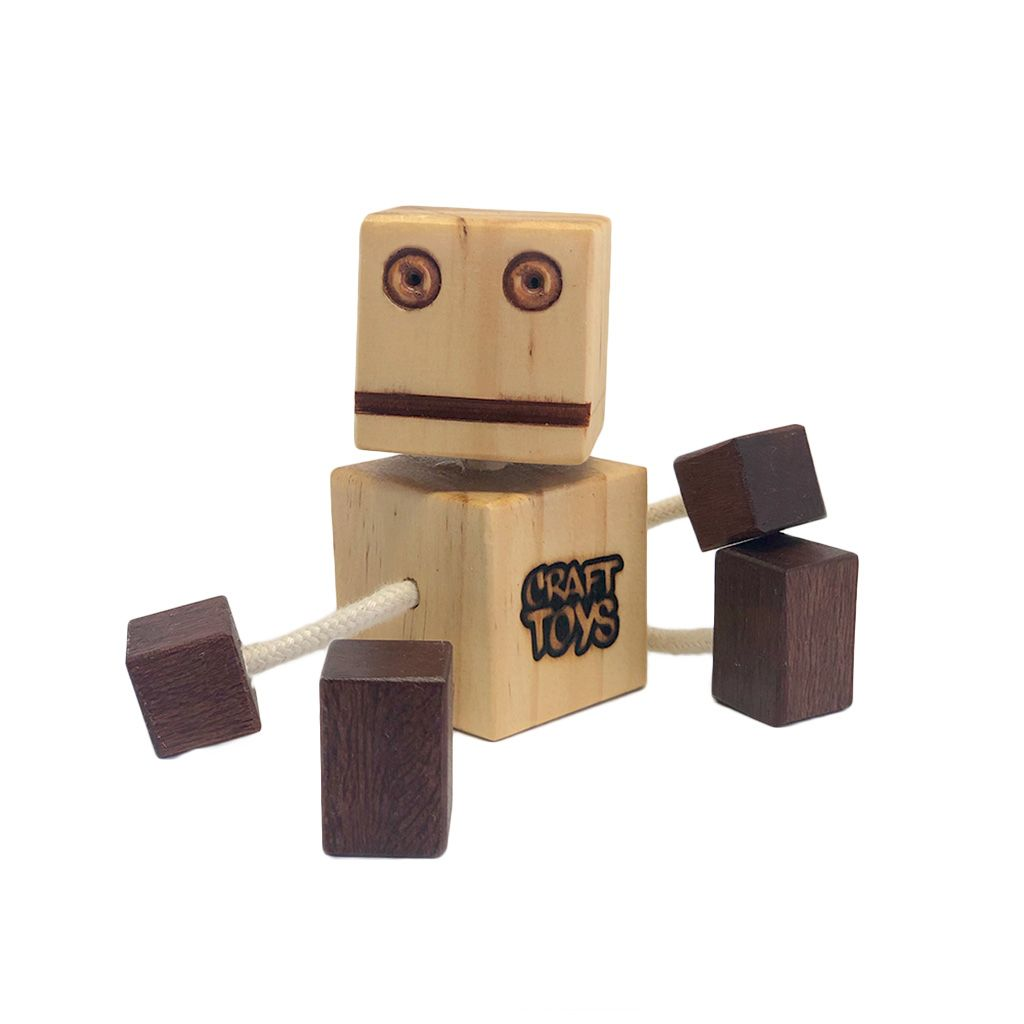 Woodfriends Crafttoys