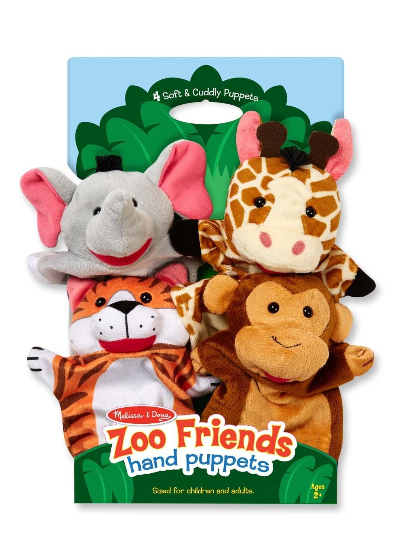Títeres Amigos del Zoológico