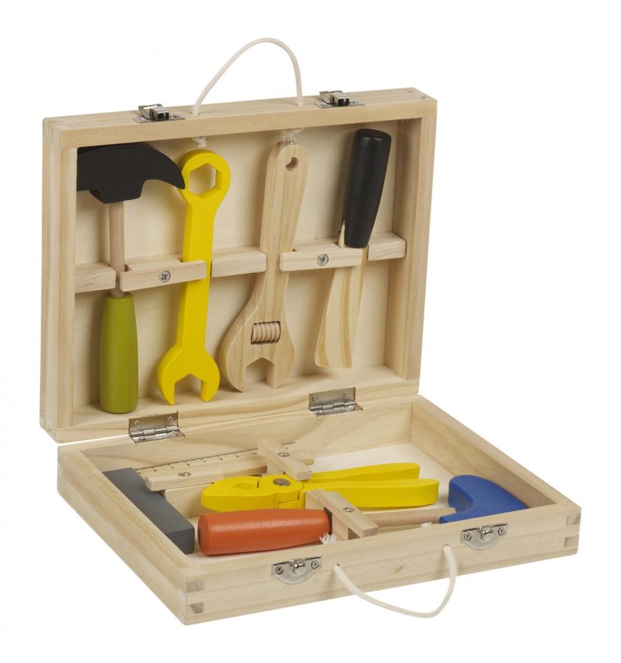 Caja de herramientas pequeña
