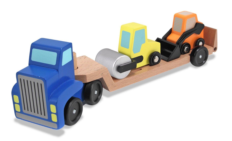 Camión con máquinas