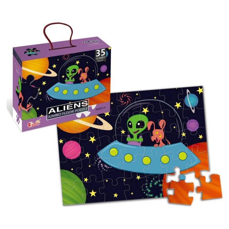 20% Puzzle Jumbo 35Pcs-Alien