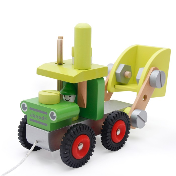 Tractor Janod
