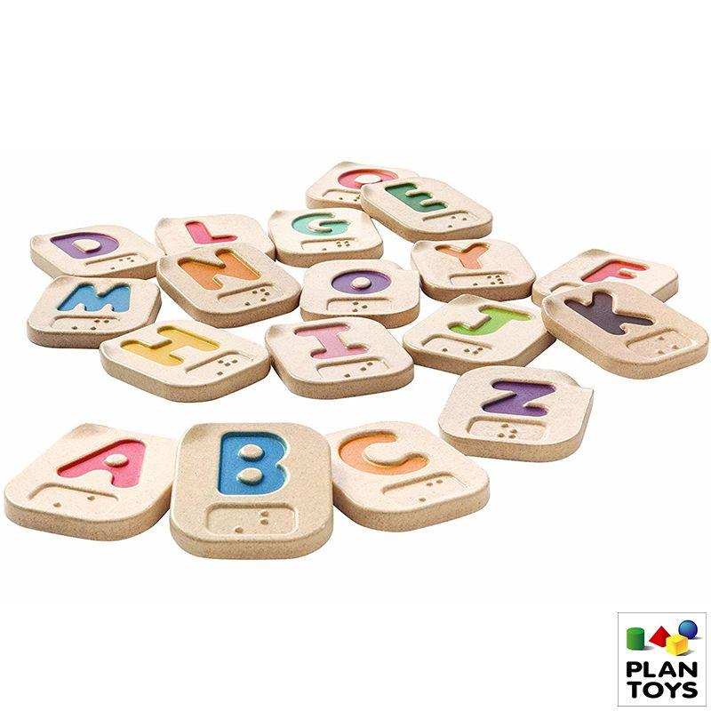 20% Alfabeto braille