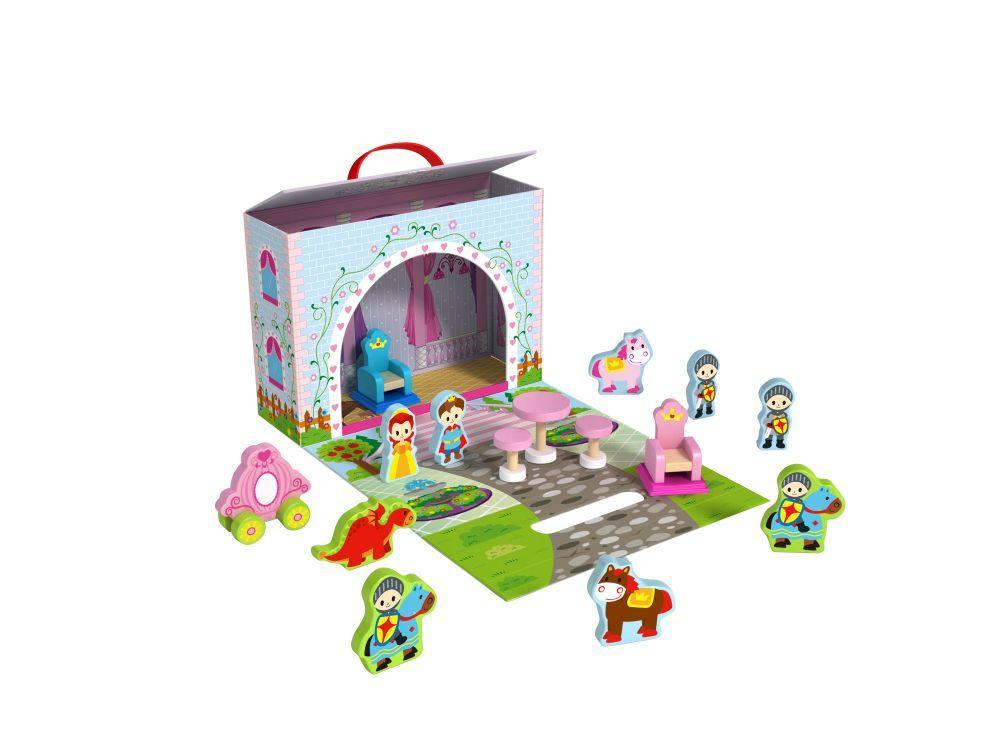 Castillo portable Tooky Toy
