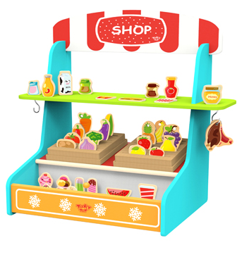 Play Shop Tooky Toy