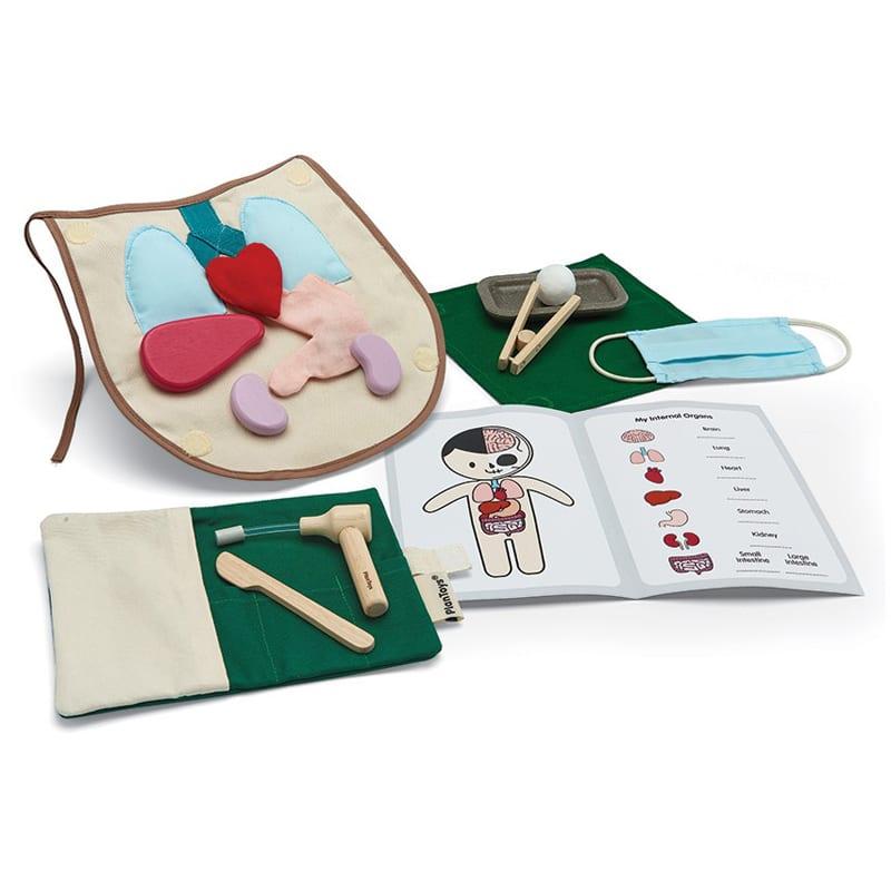 Set Del Cirujano 10 pzs