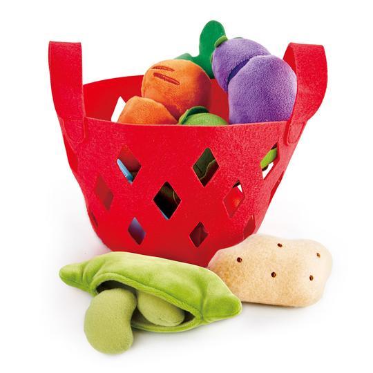 Cesta de Verduras Pequeñas