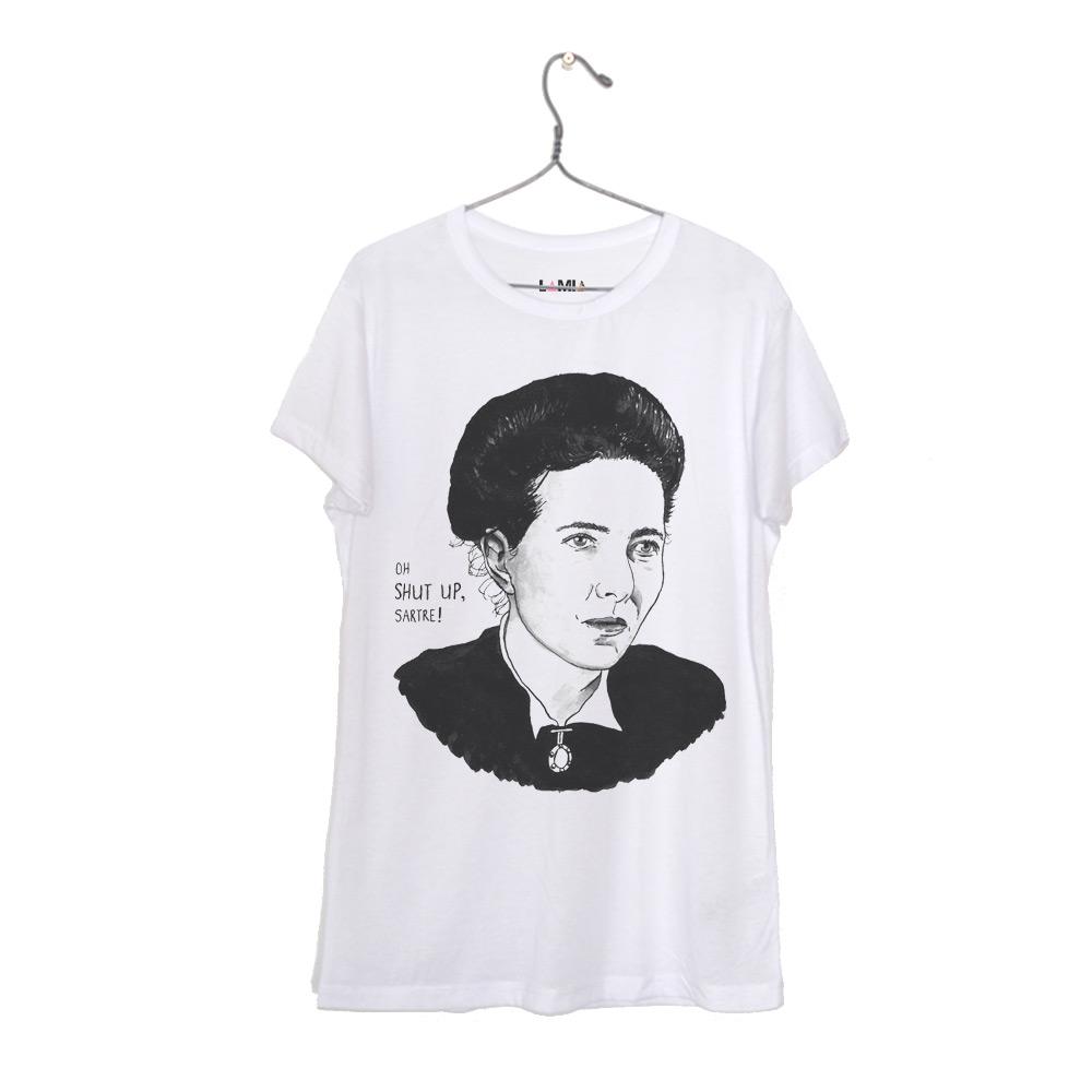 Simone de Beauvoir #2