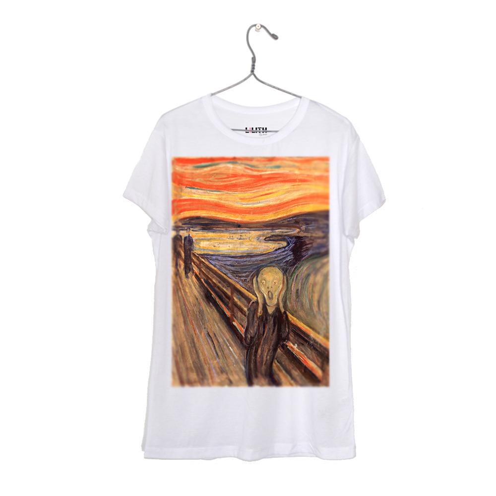 El Grito, Edvard Munch #1