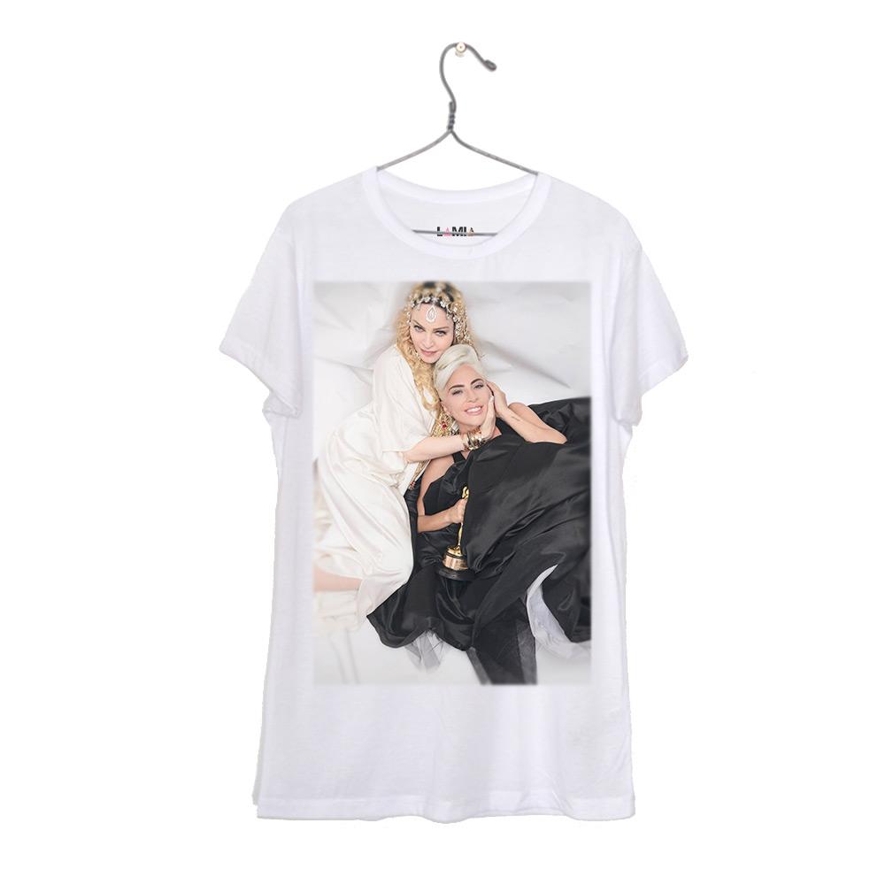 Madonna y Lady Gaga #1
