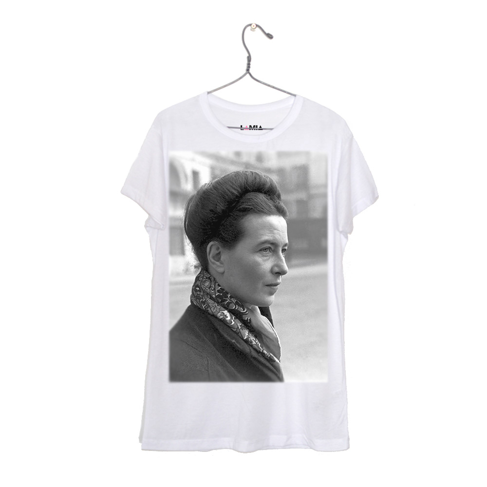 Simone de Beauvoir #4