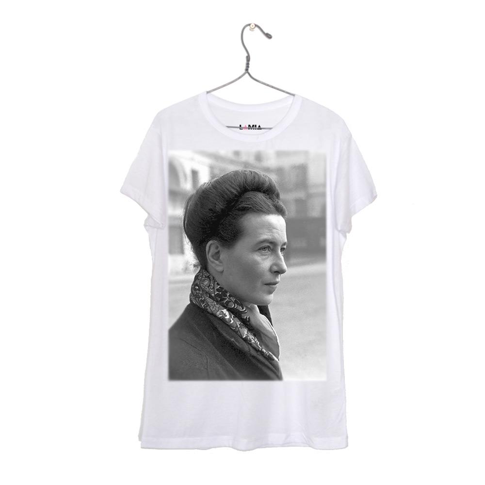 Simone de Beauvoir #4