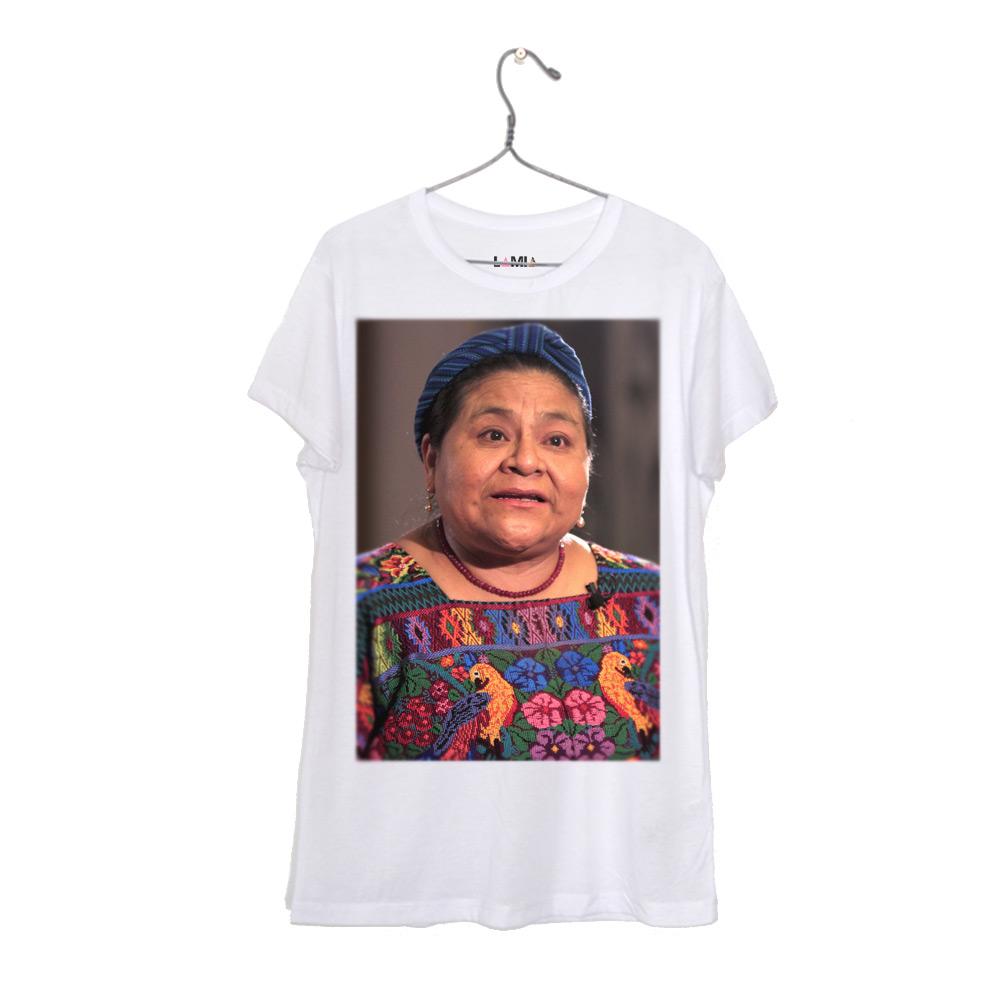 Rigoberta Menchú #1