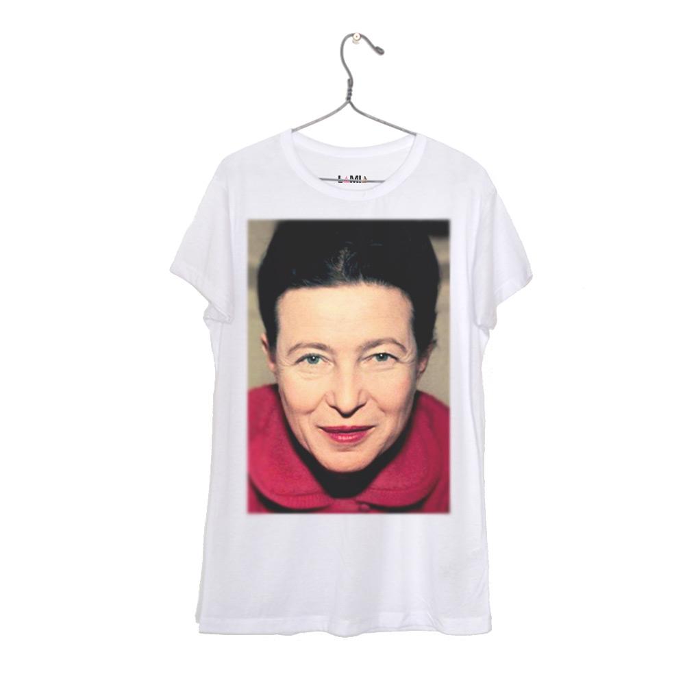 Simone de Beauvoir #6