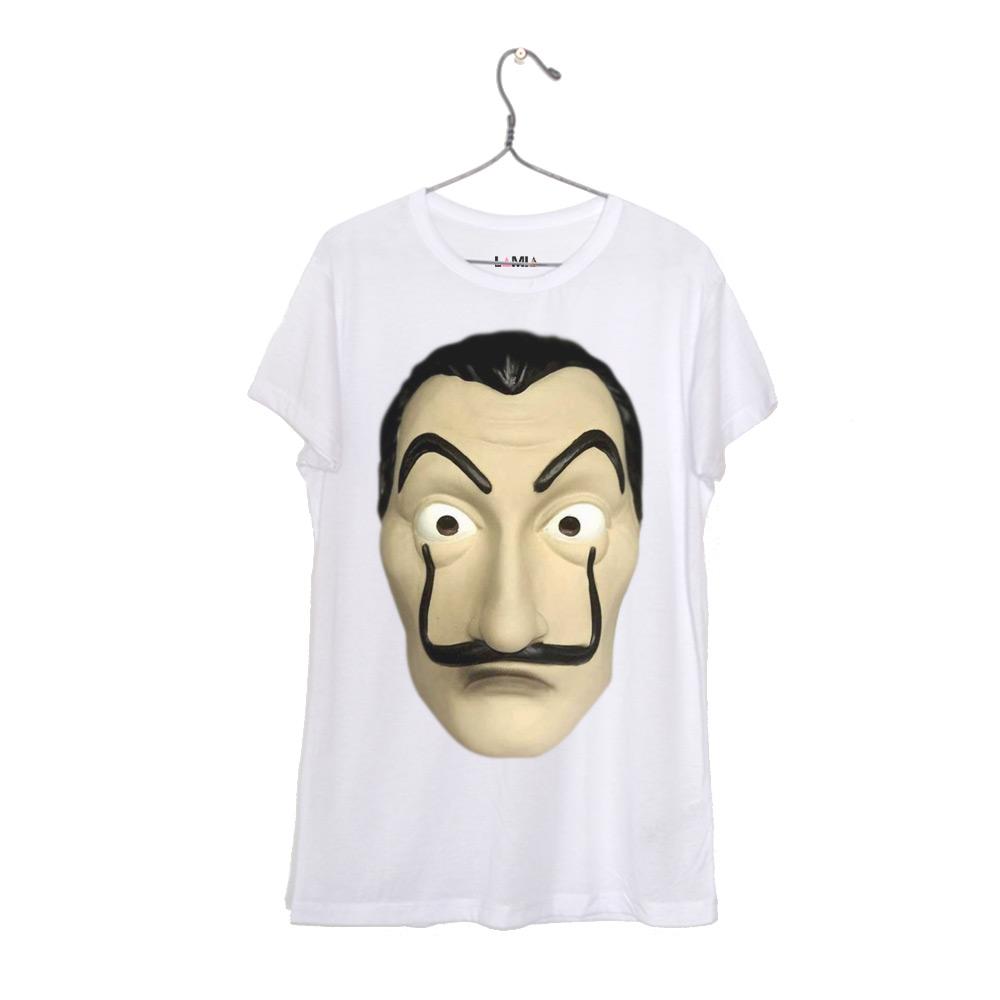 Máscara de Dalí - La Casa de Papel #1