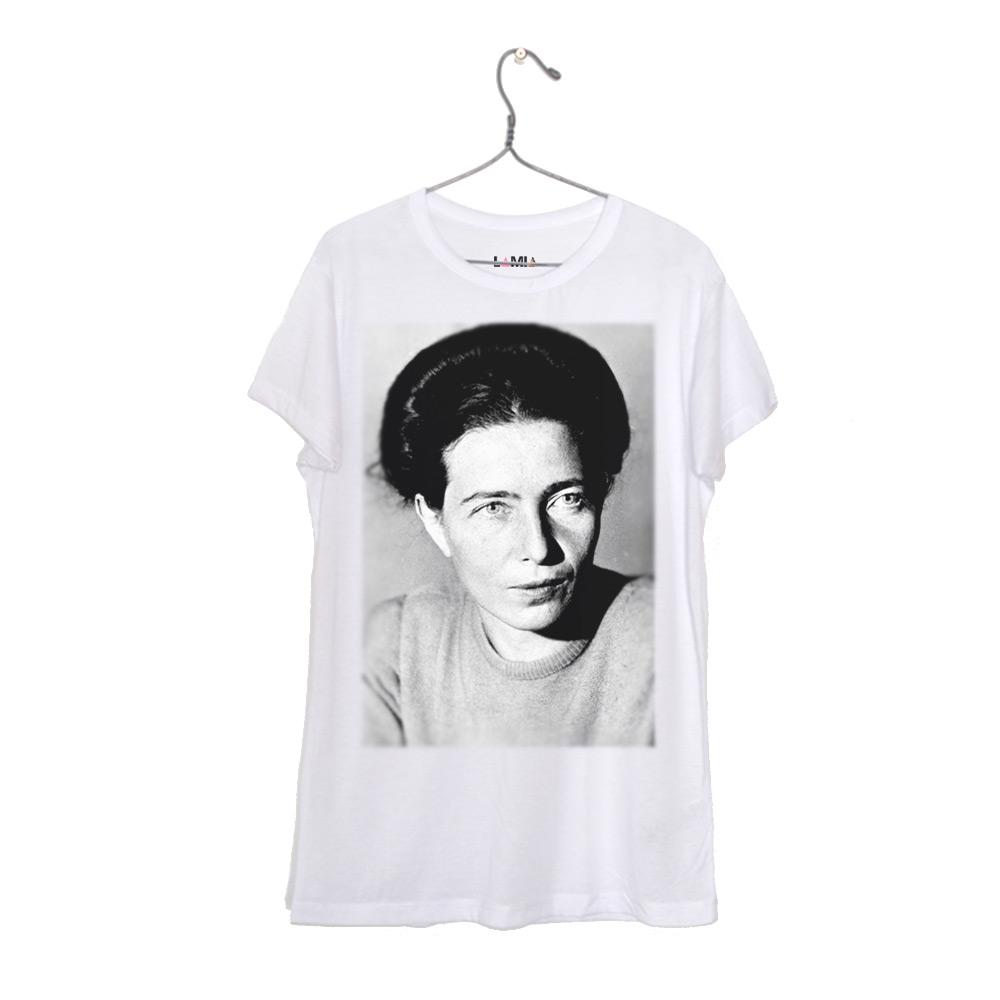 Simone de Beauvoir #7