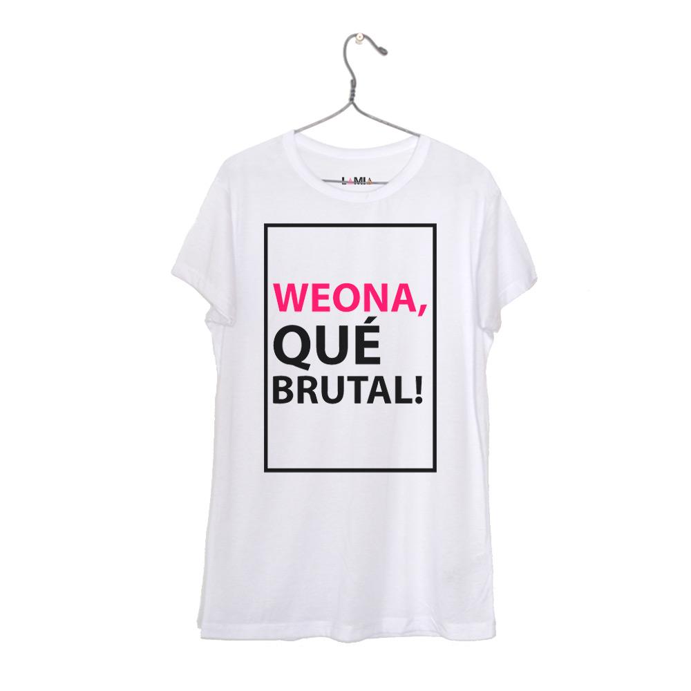 Weona, qué brutal! #1