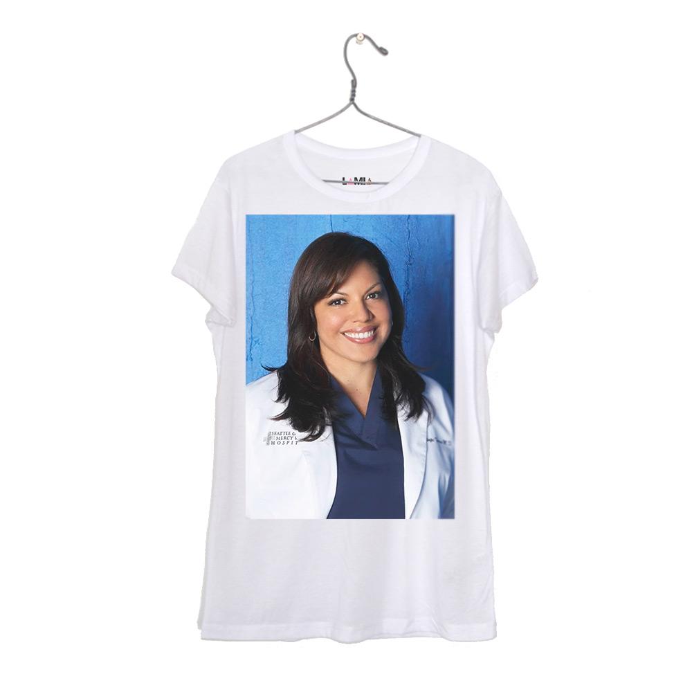 Dra. Callie Torres / Grey`s Anatomy #1