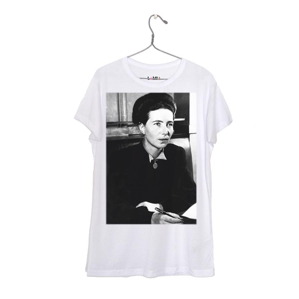 Simone de Beauvoir #8