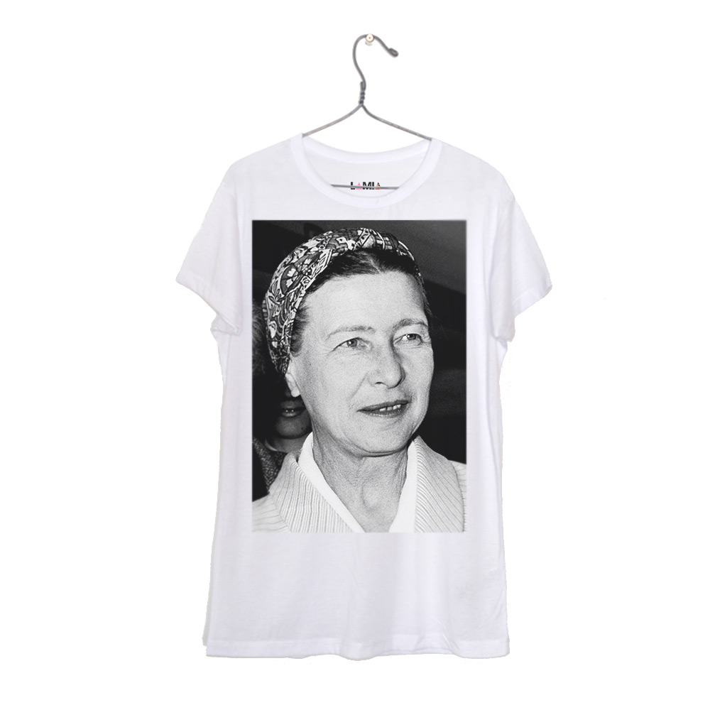 Simone de Beauvoir #10